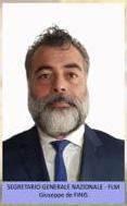 Primo Maresciallo f. (b.) sp RM Giuseppe de FINIS