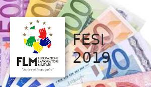 Lettera FLM Pagamento 2 tranche FESI 2019