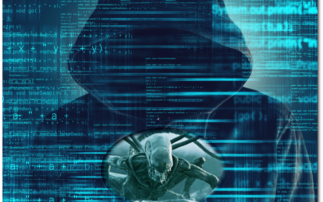 Rubrica di tecnologia – Alien